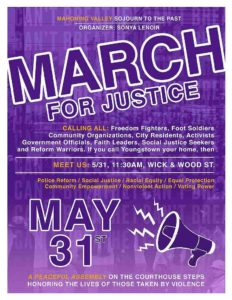marchforjustice2020