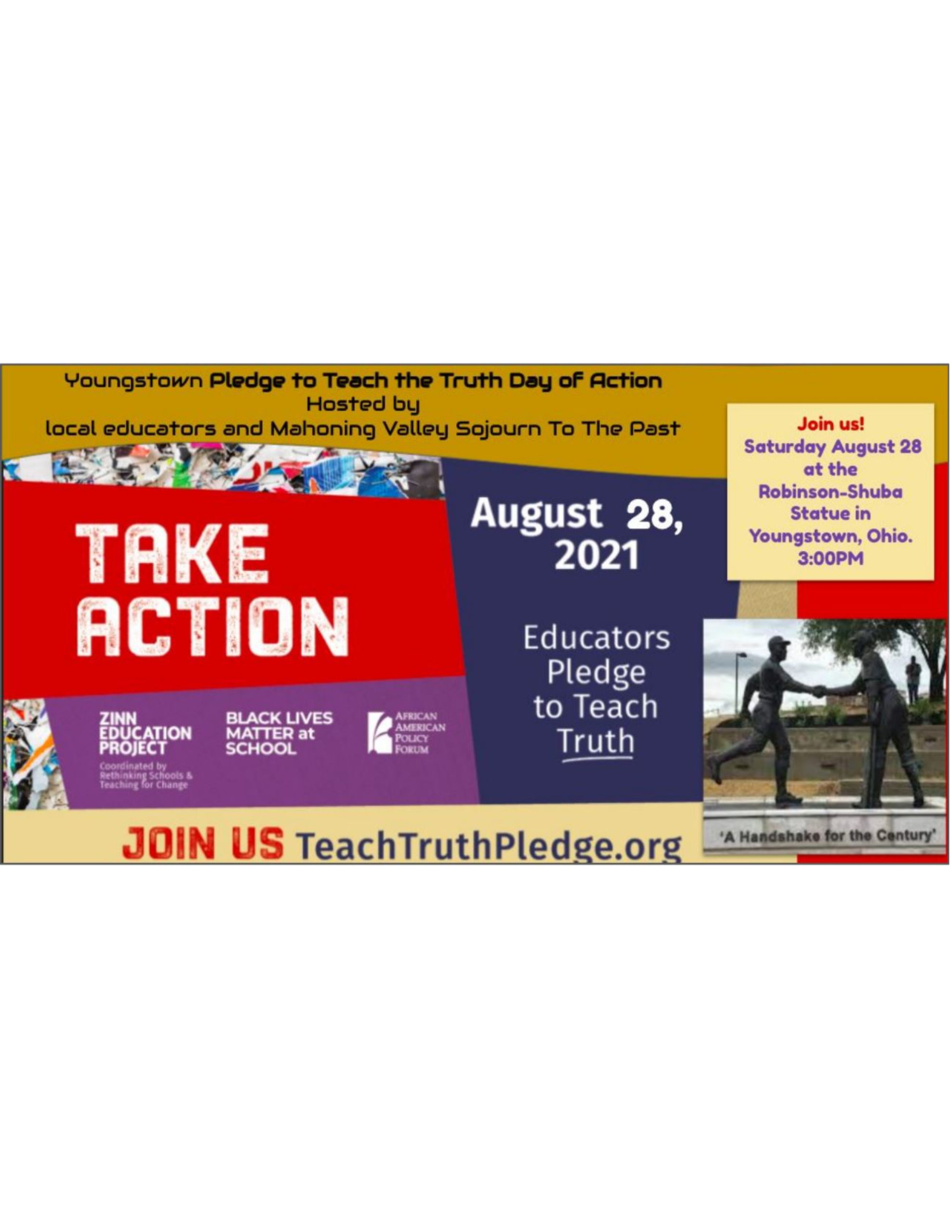 take action rally
